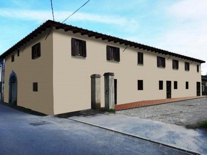 Firenze Ugnano n.3 terratetti in colonica nuovi