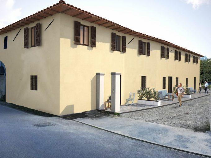 Firenze Ugnano: terratetti nuovi in classe A